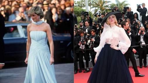 Принцесса Диана и не только: какие красавицы вошли в историю Каннского кинофестиваля