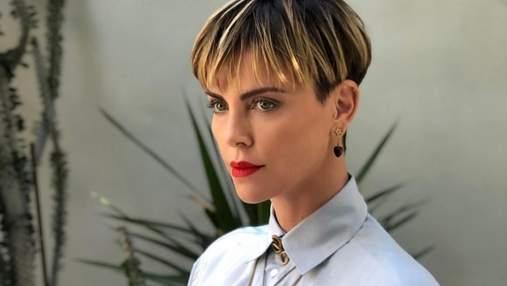 Шарлиз Терон призналась, с каким голливудским красавцем у нее был конфликт на съемках