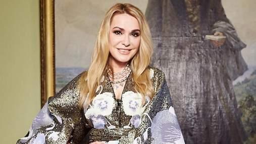 Очень по-украински: Ольга Сумская призналась, что в ее внешности раздражало режиссеров