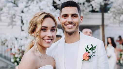 Нікіта Добринін і Даша Квіткова одружилися: перші фото