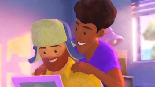У Pixar вперше в історії презентували мультфільм з ЛГБТ-героєм: цікавий трейлер