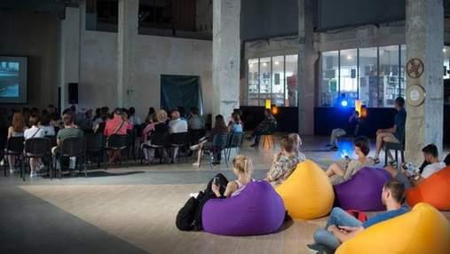 Центр Довженко в Киеве закрыли из-за неплатежеспособности