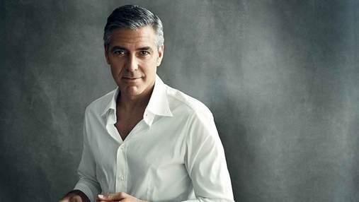 Це наша власна пандемія: Джордж Клуні написав повчальне есе про расизм через протести у США