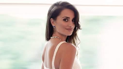 Секрети Пенелопи Крус: як іспанська красуня залишається в блискучій формі всю кар'єру