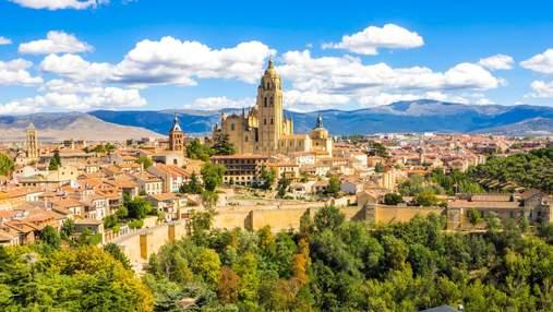 7 удивительных туристических точек Испании: фотографии