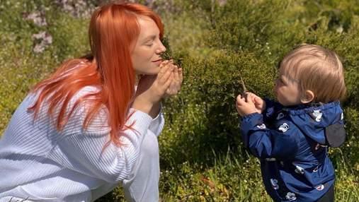 Беременная Светлана Тарабарова растрогала сеть фотографией с сыном