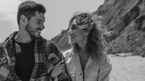 Никита Добрынин поделился романтичным фото с женой