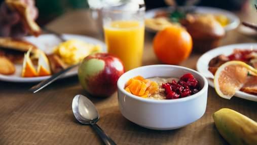 5 ситних та корисних сніданків