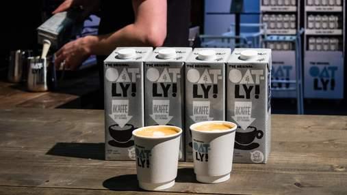 Опра Вінфрі, Jay-Z і Наталі Портман інвестували у шведського виробника вівсяного молока