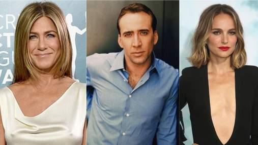 Знамениті голлівудські актори, про справжні імена яких ви могли не здогадуватись