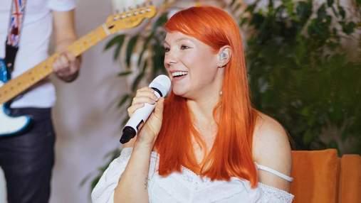 В идеальной белом платье: беременная Светлана Тарабарова показала, как отпраздновала 30-летие