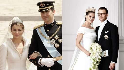 Королівські весілля: розкішні церемонії, що увійшли в історію