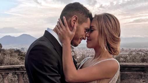 Даша Квіткова розповіла, який курйоз трапився за лічені дні до весілля