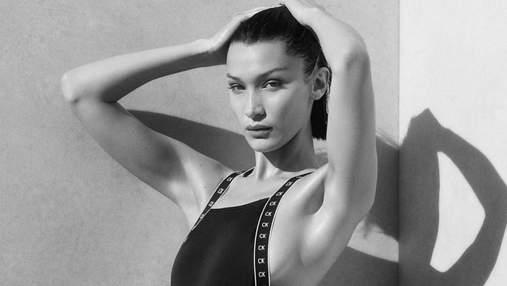 Белла Хадід позувала топлес в еротичній фотосесії: кадри 18+