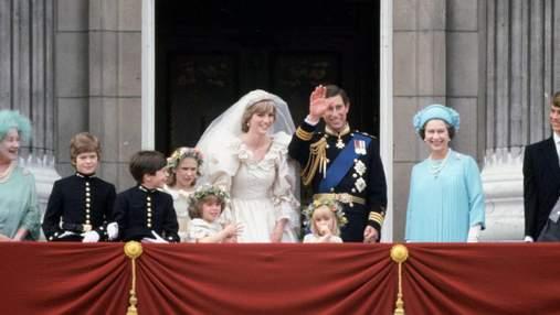 Королівські весілля Великої Британії: від Єлизавети II до принцеси Беатріс