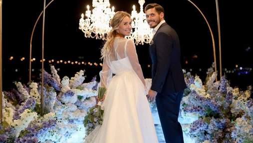 Никита Добрынин и Даша Квиткова показали, как проходил день накануне свадьбы: видео