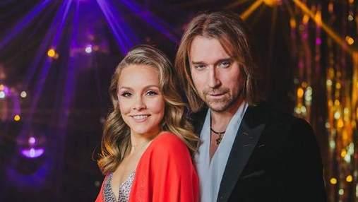 Танцы со звездами: Елена Шоптенко и Олег Винник готовят страстный танец