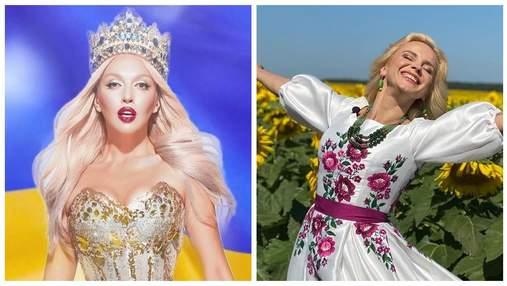 Украинские звезды поздравляют с Днем Независимости: проникновенные фото и видео
