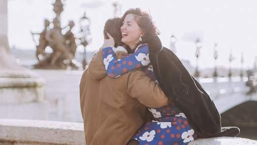 Оля Цибульская трогательно поздравила мужа с днем рождения: редкие фото