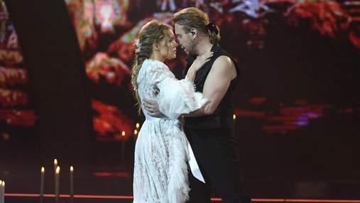 Спокойно и хочется кайфовать: Елена Шоптенко поделилась эмоциями от первого танца с Винником
