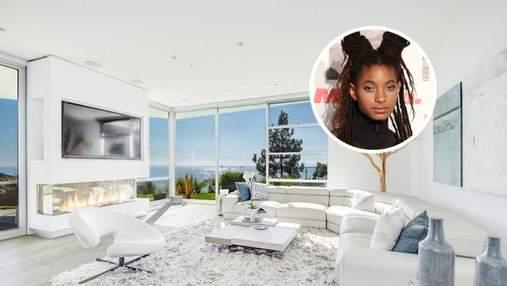 Дочь Уилла Смита купила поместье за 3 миллиона долларов: как выглядит жилье 19-летней девушки