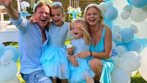 Во дворе с огурцами на глазах: Лилия Ребрик рассмешила Сеть забавным семейным фото