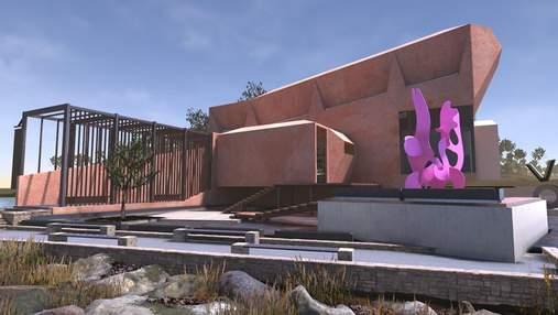 Открыли первый в мире виртуальный музей: фото