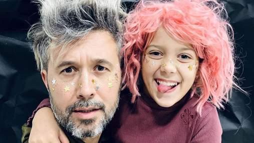 Найідеальніша у світі: Сергій Бабкін зворушливо привітав доньку з 10-річчям