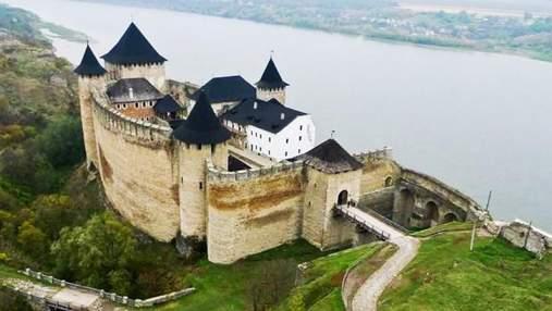 Тайны и изюминки Хотинской крепости с 600-летней историей: видео