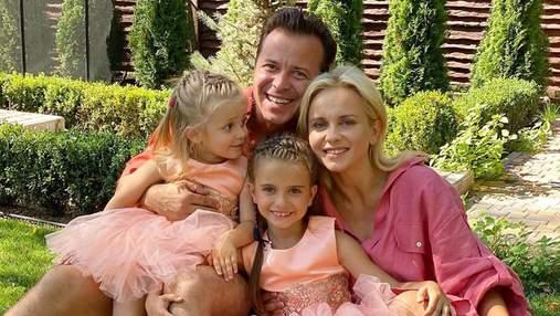 Лілія Ребрик замилувала сімейним фото і порадила розваги для осінніх вечорів