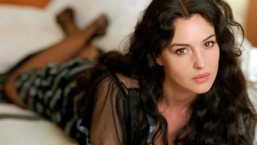 5 відвертих фільмів Моніки Беллуччі, які закріпили за нею статус секс-символа: 18+