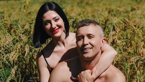 Дружина Сергія Бабкіна потрясла сідницями на очах в доньки: пікантний танець