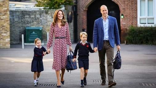 Принц Вільям показав дітей у документальному фільмі: миловидні фото