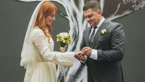 Тайная роспись и свадебная фотосессия: Светлана Тарабарова показала эксклюзивные фото с любимым