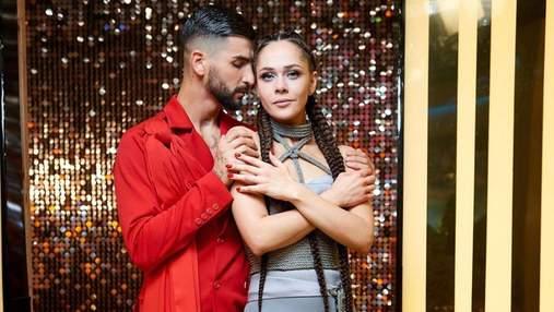 Танцы со звездами: Юлия Санина показала эксклюзивные фото с репетиций и прямого эфира