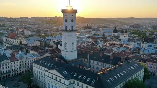 У Львові презентували Музей міста у підземеллі ратуші: фото і відео