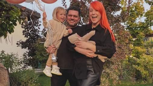 Светлана Тарабарова рассекретила имя новорожденной дочери: миловидное семейное фото