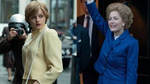 """Булімія принцеси Діани і сім'я Тетчер: актриси серіалу """"Корона"""" розкрили цікаві деталі 4 сезону"""