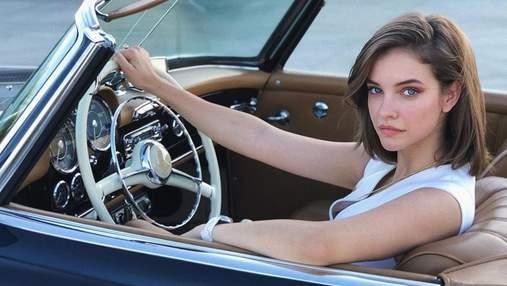 Супермодель Барбара Палвин снялась в роскошном нижнем белье: эротическое фото