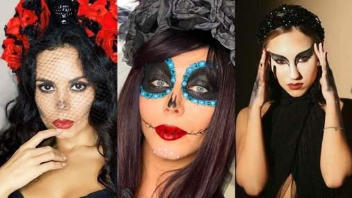 Как украинские звезды празднуют Хэллоуин: фото жутких образов