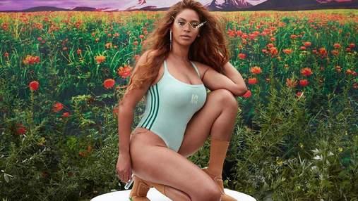 Бейонсе обнажила соблазнительные изгибы для Vogue: горячее фото поп-дивы