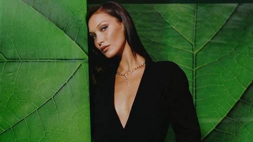 Pre-COVID фотосессия: Белла Хадид показала съемку для Vogue, которая была почти год назад