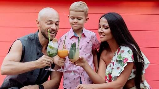 Влад Яма отправился в Дубай вместе с женой и сыном: видео