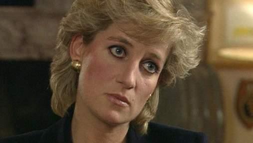 BBC потрапила у скандал через легендарне інтерв'ю принцеси Діани