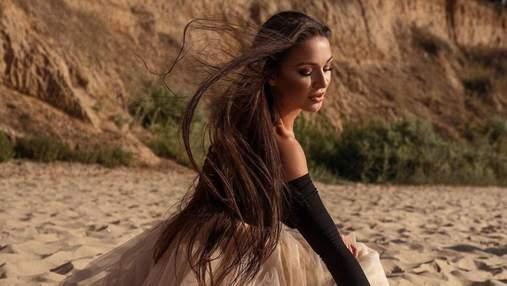 Дружина Влада Ями показала дивовижне відео з пустелі в Дубаї