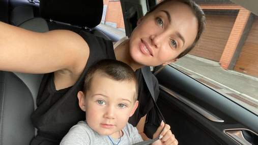 Анна Різатдінова зворушливо привітала сина з днем народження: архівне фото