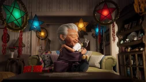 Зворушлива різдвяна історія від Disney: компанія випустила нову короткометражку – відео