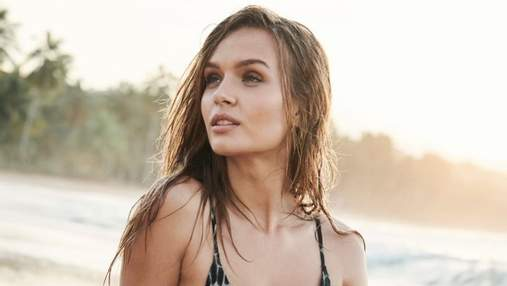 """""""Ангел"""" Victoria's Secret засвітила груди у чоловічому образі: пікантне фото"""