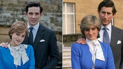 """5 фейків про королівську сім'ю, які показали в 4 сезоні """"Корони"""""""