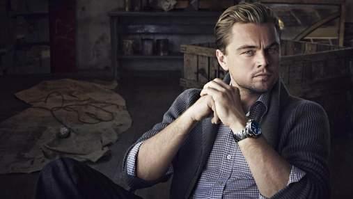 Леонардо Ді Капріо змусив переписати сценарій до нового фільму Скорсезе